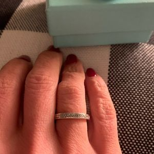 Tiffany & Co. Jewelry - Tiffany&Co. Notes band in sterling silver